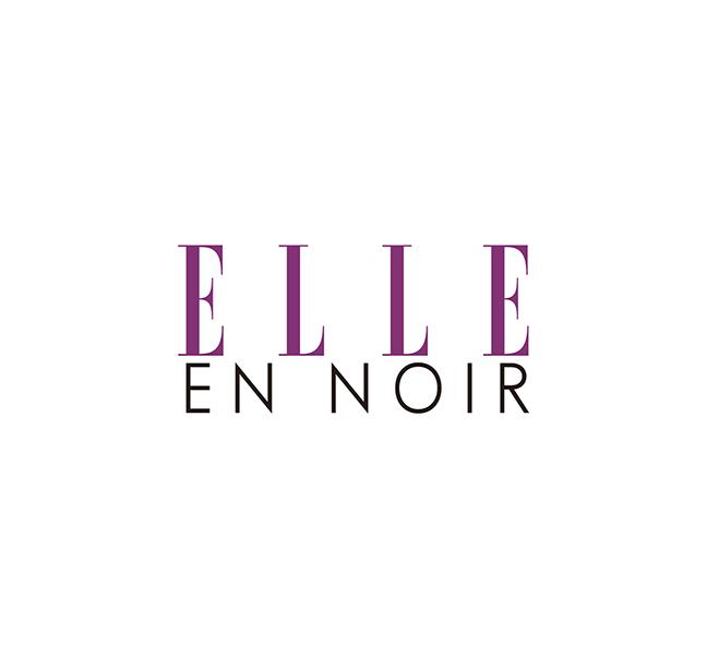 ELLE EN NOIR